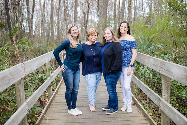 Brenda Clark's Beautiful Family