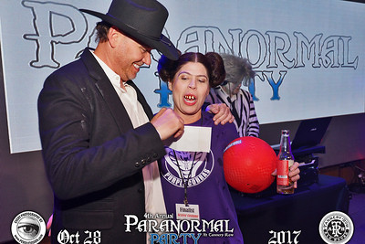 Paranormal Party 10-30-17