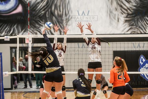 Region 5B volleyball: Flyers take down GV