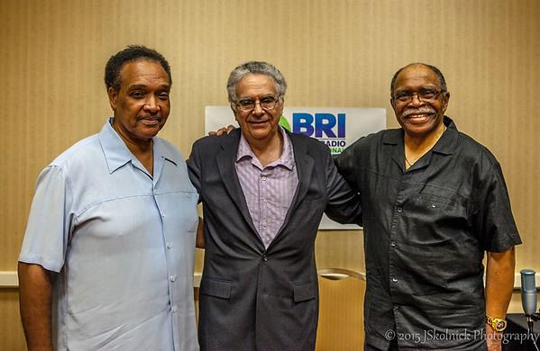Otis Clay and Johnny Rawls BRI Shoots BMAs 2015