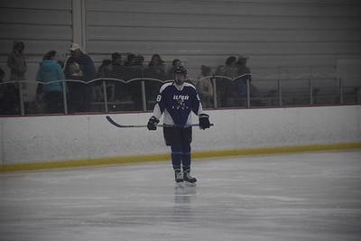 2017-2018 JV Hockey vs. St. Xavier (02/10/2018)