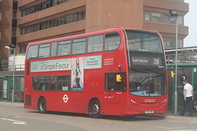 ADE40420, YX12FOD, London Sovereign, Watford Junction Station