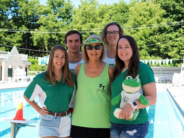 2020 FT Frogs Swim Team Photos