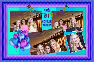 Kylie's 13th Birthday Bash