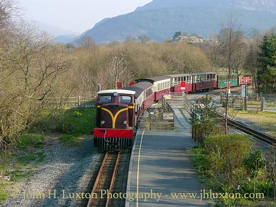 Welsh Highland Railway 2006 - 2008