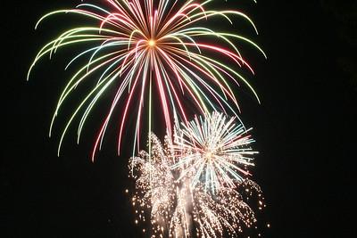 Fireworks - July 4, 2008