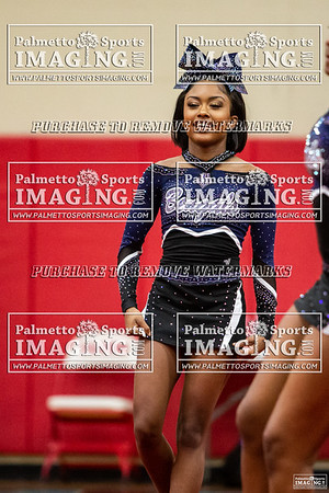 Blythewood Varsity Cheer-Falcon Invitational