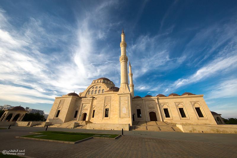 Said Bin Taimur Mosque - Muscat (4).jpg