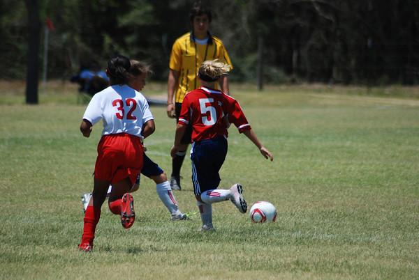 Challenge 01 Soccer