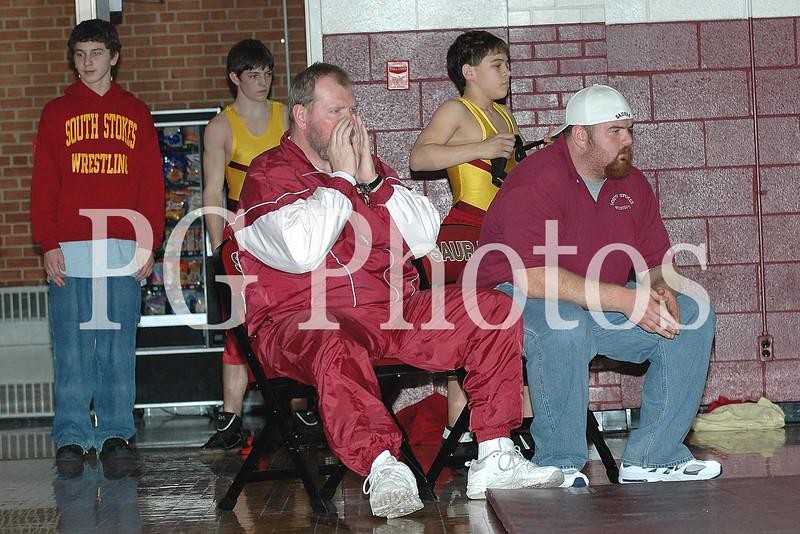 Rick Williams Tournament, South Stokes HS, 01/07/06