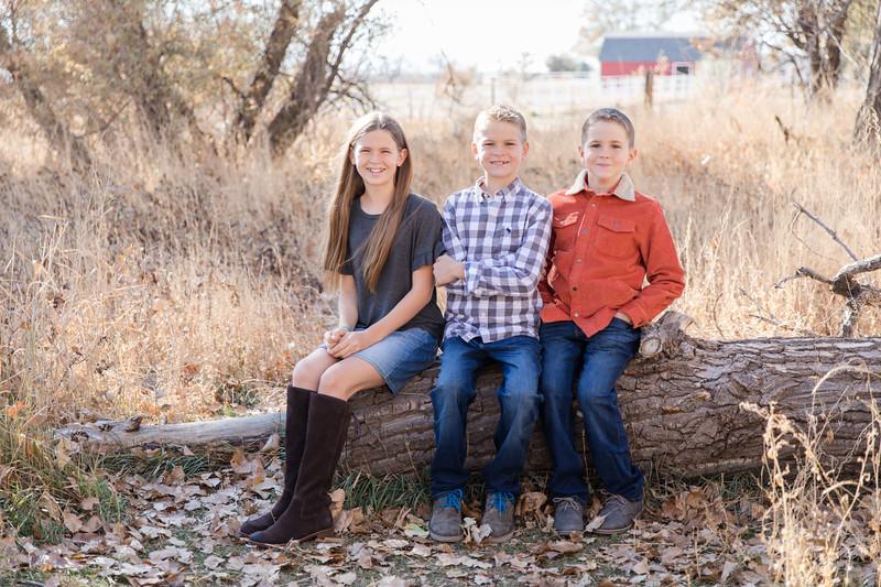 Sorenson Family Fall 2020