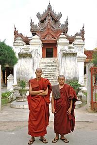 Mahaweyan Bon Thar Bagayar Monastery, Mandalay