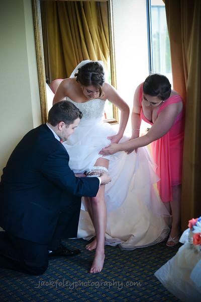 Jen's wedding & zack