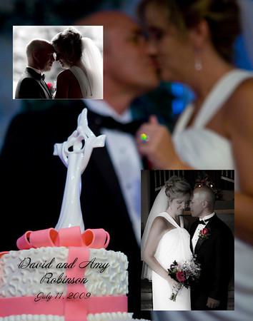 Amy and Davids Wedding