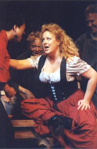 Lori Hultgren as Aldonza