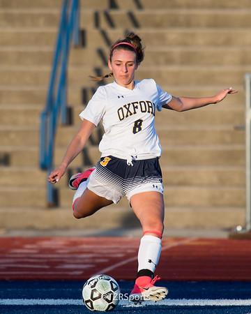 Girls Varsity Soccer vs. Lake Orion 4/30/2018