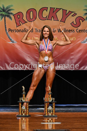 Fit Body Mom-Women's Open Physique Finals