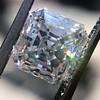 3.02ct Antique Asscher Cut Diamond, GIA G VS2 24
