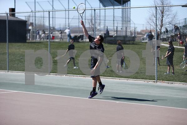 2013 04 23 PG VS RHS TENNIS