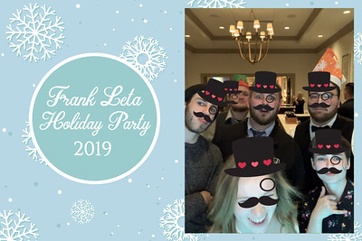 Frank Leta Holiday Party