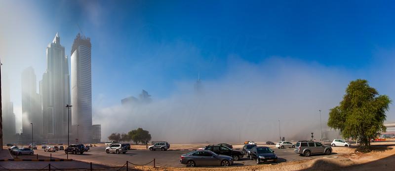 Fog/Sandstorm/Rain