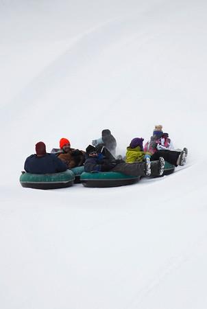 Snow Tubing 2013