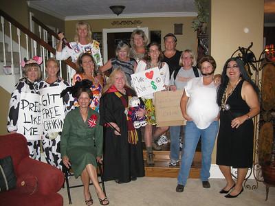 Bunko Halloween & Christmas 2011