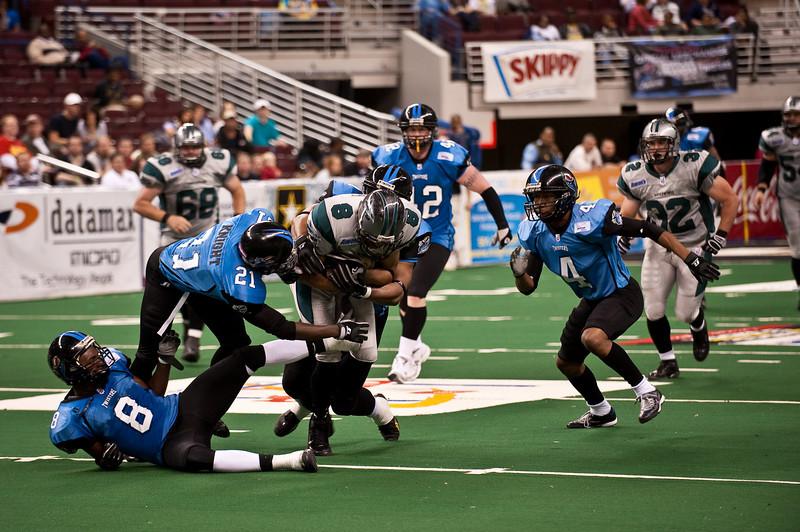 Sports-Football-Arkansas Twisters vs Bozier City 032809-43