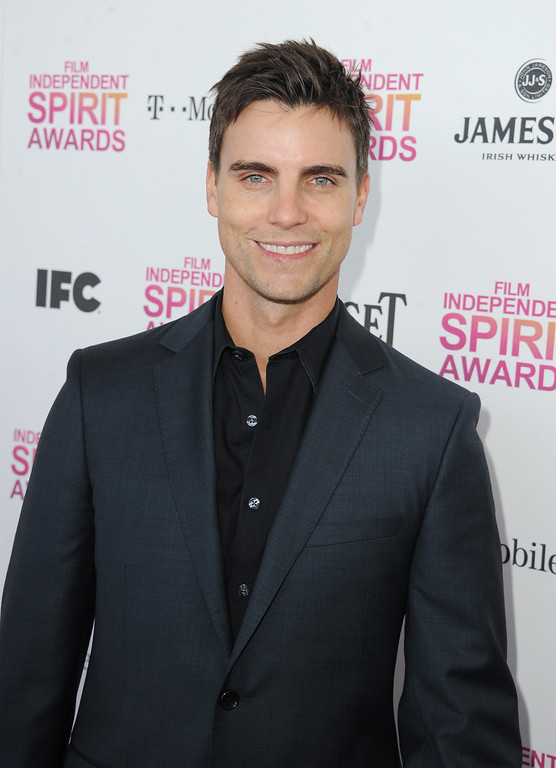 . SANTA MONICA, CA - FEBRUARY 23:  Actor Colin Egglesfield attends the 2013 Film Independent Spirit Awards at Santa Monica Beach on February 23, 2013 in Santa Monica, California.  (Photo by Kevin Winter/Getty Images)