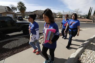 Morehead, Johnson Teachers reach out to their communities