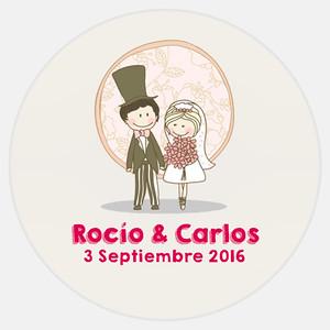 Rocío & Carlos