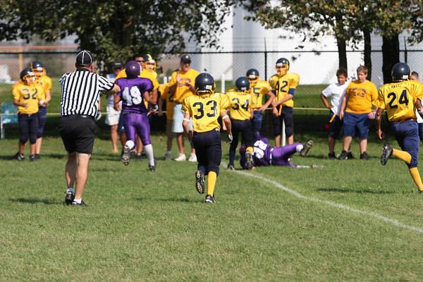 2006 RJT 8TH GRADE vs STERLING BLUE
