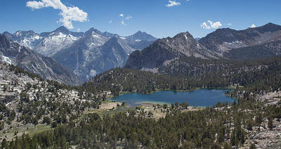 2013 Keasarge & Forester Pass Trip