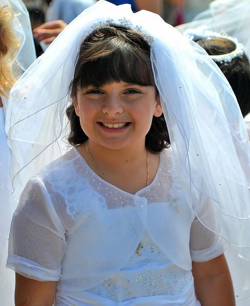 Sophia's 1st Communion