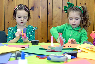 Celebrating St. Patrick's Day at French Creek Reservation