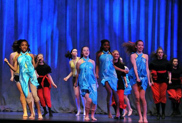 2009 Spring Dance Concert