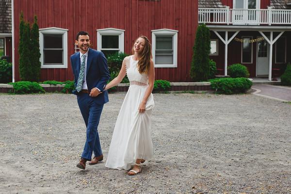 Sarah and Joel