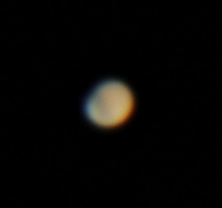Mars - 22/5/2018 (Cropped processed stack)