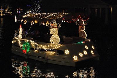East Lake Boat Parade 2012
