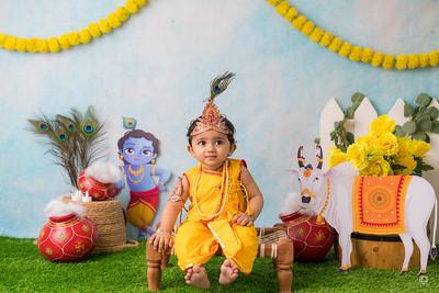 Aarav Janmashtami