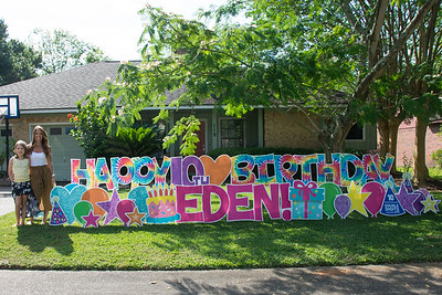 Eden's 10th Birthday