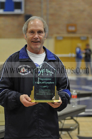 Candids, coaches, trophies, and more