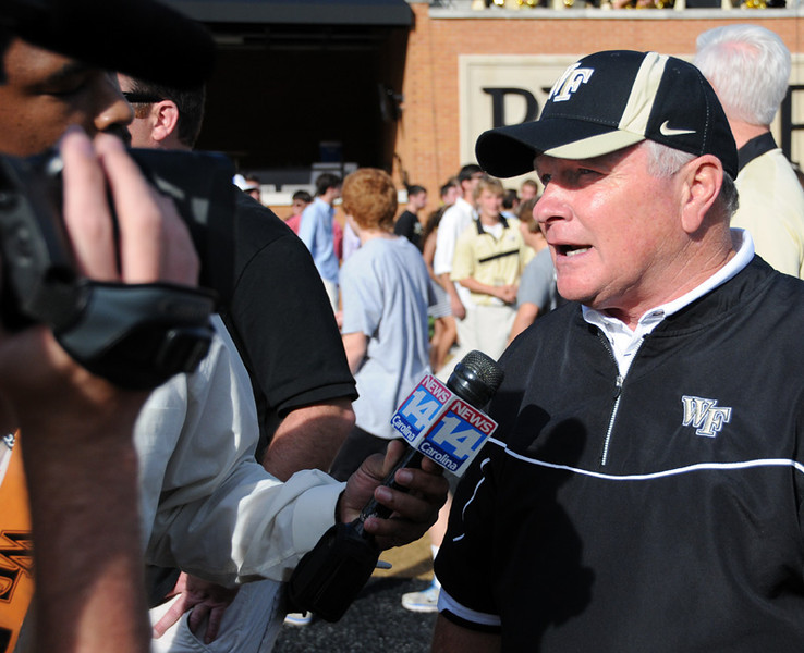 Coach Grobe post game interview.jpg