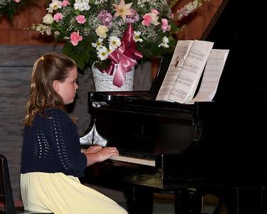 Kathryn Brickell Music Recital 06-20-09