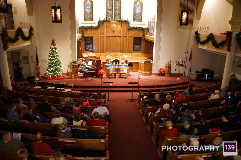2017 Boone FUMC Christmas Play