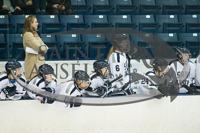 Women's Ice Hockey vs. St. Scholastica (1/9/16) Courtesy Jim Stankiewicz