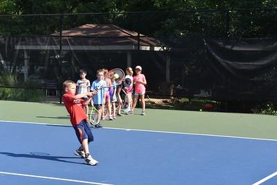 170721 Tennis Practice