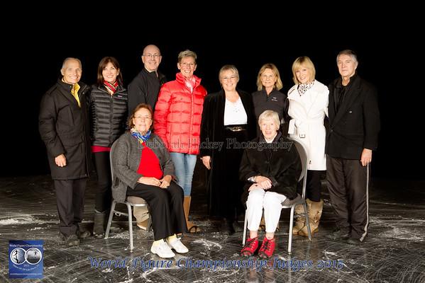 2015 WFC Judges