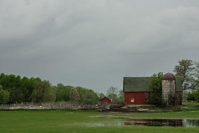 Hugo Red Barn