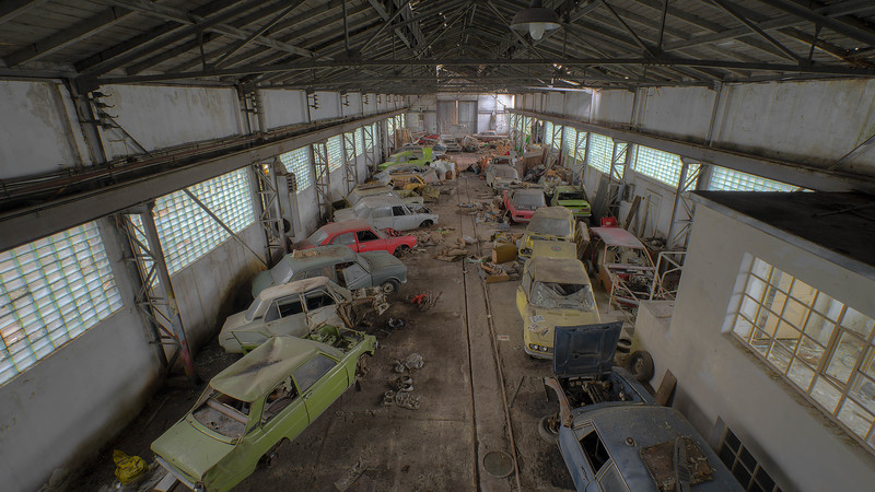 Urbex - Car Graveyard (AT)